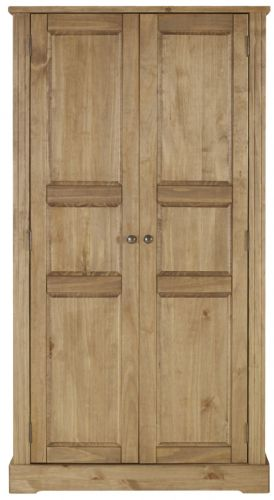 Falkirk Bedroom 2 Door Wardrobe